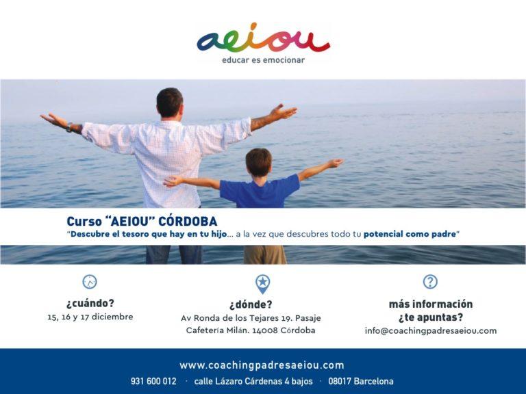 Entrevistas: AEIOU Coaching para padres en Córdoba