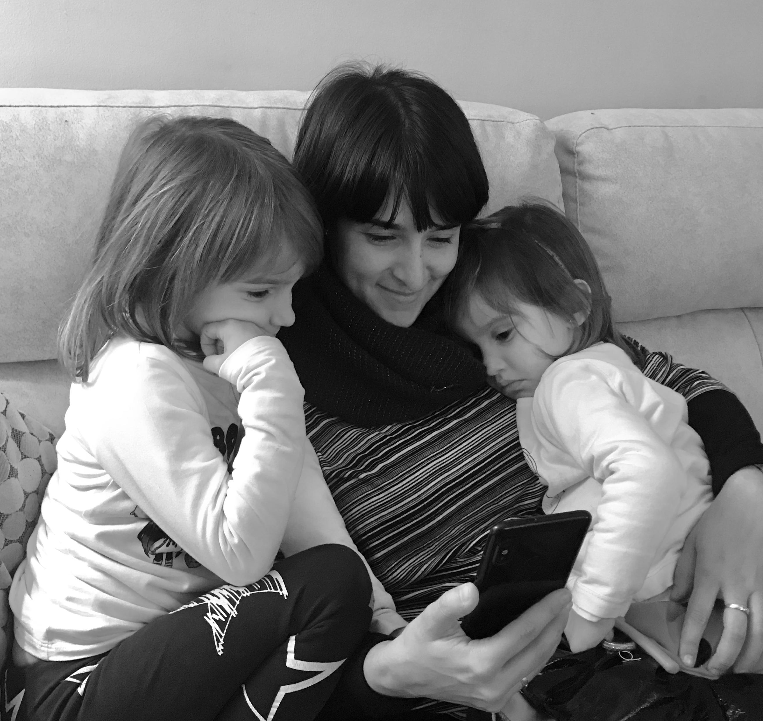 entrevista a la hermana mayor como nos ven nuestro hijos
