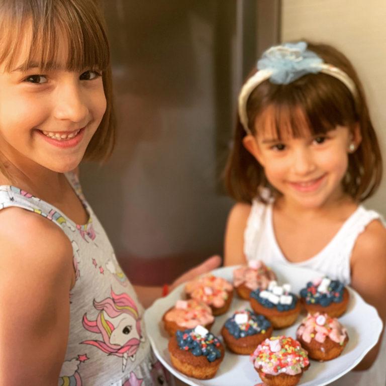 Decoramos nuestros pastelitos más fáciles y deliciosos